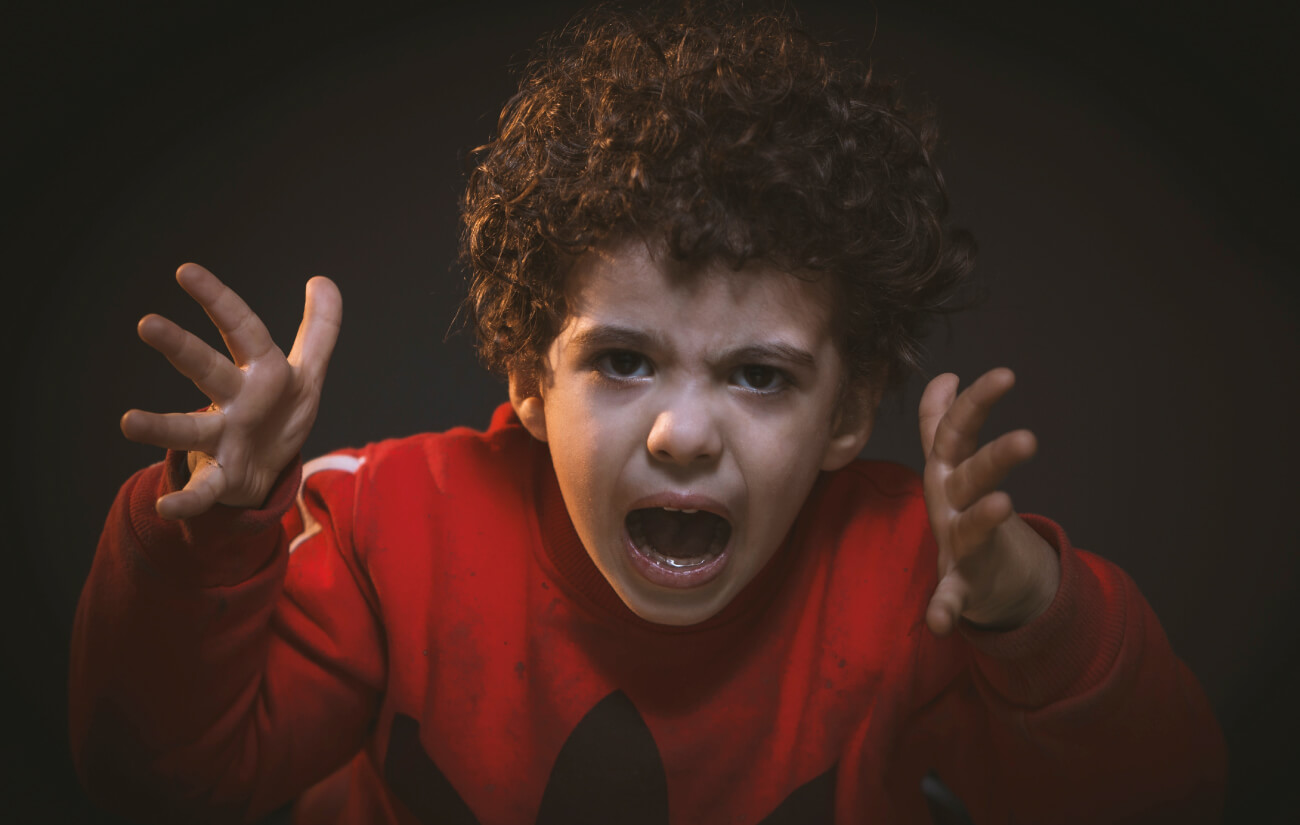 Anger Management Exercise For Kids